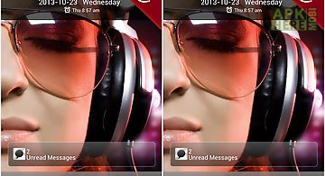 Music lover hd go locker theme