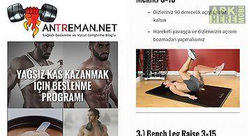 Bodybuilding antreman.net