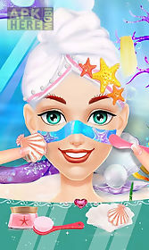 ocean princess - mermaid salon