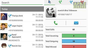 Smart call logs