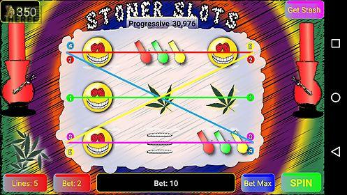 stoner slots: progressive weed
