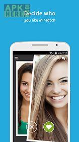 match.com App für Android