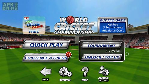world cricket championshiplt
