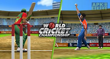 World cricket championshiplt
