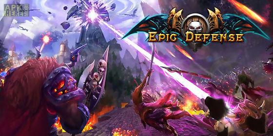 epic defense - origins