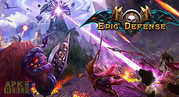Epic defense - origins