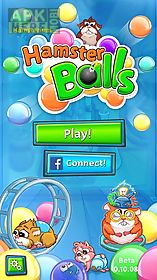 hamster balls: bubble shooter