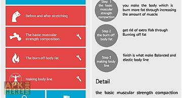 Home exercise diet free(body)