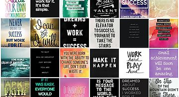 Success quote wallpapers