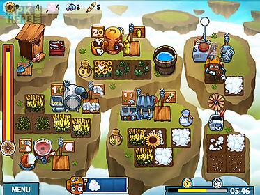 the flying farm