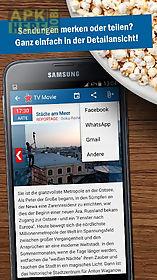 tv movie - tv programm