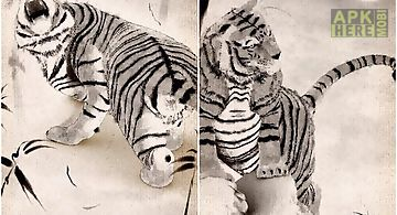Bamboo tiger trial