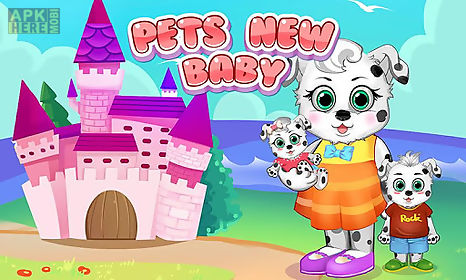 pet baby care: new baby puppy
