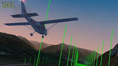 X-plane 10 flight simulator for Android free download at Apk