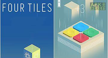 Four tiles: focus and memory gam..