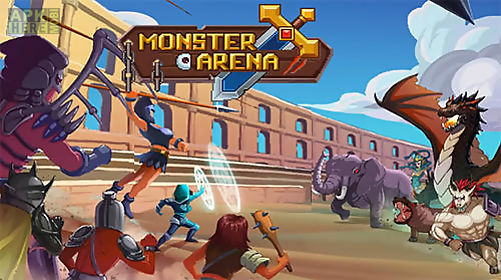 monster arena: fight and blood