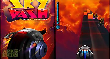 Sky dash: mission unseen
