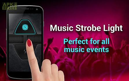 music strobe light - led pro