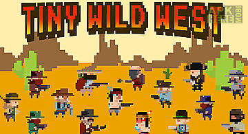 Tiny wild west: endless 8-bit pi..