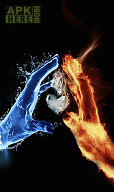 3d Ice Fire Love Livewallpaper For Android Free Download At Apk Here