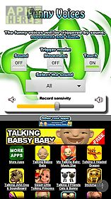 Funny voices for Android free download at Apk Here store - Apktidy com