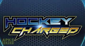 Hockey charged