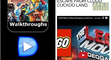 Lego movie video game walkthroug..