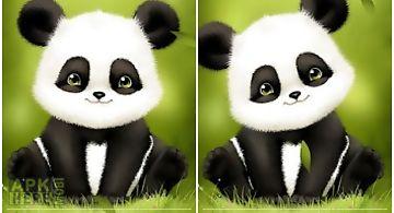 Panda bobble head wallpaper