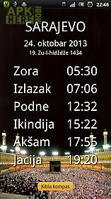 vaktija prayer times