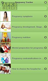best pregnancy tracker