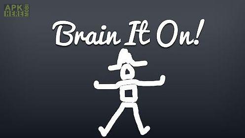 brain it on! physics puzzles