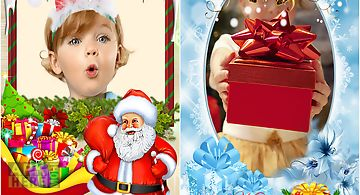 Christmas frames and accessories