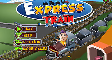 Express train game