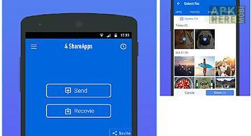 Four share file transfer