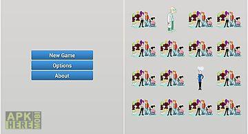 Futurama match up game