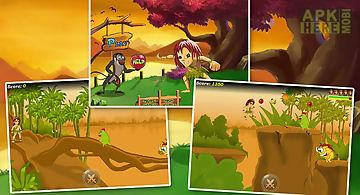 Jungle savage games