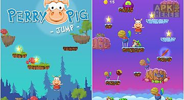 Perry pig: jump