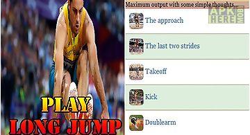 Play long jump games