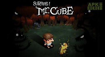Survive! mr. cube