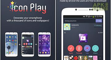 Creat icon - icon play