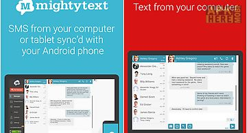 Sms text messaging -pc texting