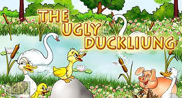 Ugly duckling kids storybook