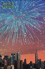 city fireworks free