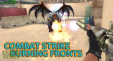 Combat strike:burning fronts