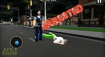 Cops on bikes: the simulator!