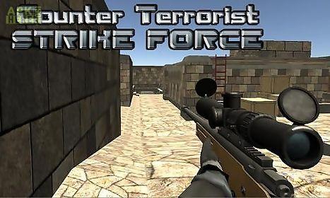 counter terrorist strike force