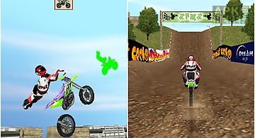 Extreme motocross free