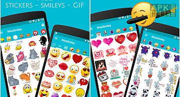 Smileys & emoticons whatsmiley
