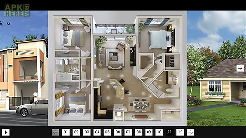 3d Model Home For Android Free Download At Apk Here Store