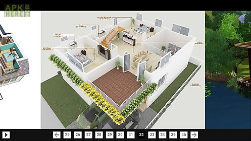 3d Model Home App For Android Description: 3d Home Design Looking For  Virtual Home Design? Download Now Free! 3d Home Plans Plan House 3d 3d  House Layout ...